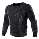 Black 7855 Hot Weather Long Sleeve Shirt