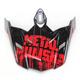 Youth Metal Mulisha Broadcast Assault Visor - 359306