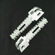 Silver SBK Pegs for OEM Mounts - 05-01202-21