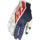 Navy/White/Red Kinetic Gloves