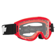 Red Breakaway Goggle w/Clear Lens - 323291512100