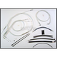 Custom Sterling Chromite II Designer Series Handlebar Installation Kit for Use w/12 in. - 14 in. Ape Hangers (Non-ABS) - 387271