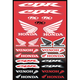 CBR Sticker Sheet - 15-68300
