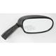Black OEM-Style Replacement Rectangular Mirror - 20-69731