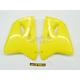 RM Yellow Radiator Shrouds - 2043760231