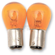Double Contact Natural Amber Bulb - X1157-NA