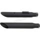 Black 2 1/2 in. Side Slash Slip-On Mufflers - 30-0438