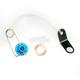 Blue Magnetic Oil Drain Plug - 00-01943-25