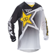 Black/White Rockstar Kinetic Mesh Trifecta Jersey