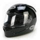 Gloss Black Vortex Helmet - Convertible To Snow