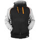 Gray/Orange/Black Cruise Missile Armored Hoody