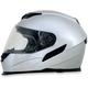 Silver FX120 Helmet