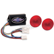Plug-In Illuminator with Red Lenses - ILL-03-RL-A