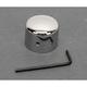 Front Chrome Axle Cap - DS-222880