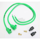 Green Universal 8mm Pro Wire Set w/90 Degree Boot - 76981