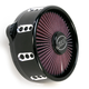 Black Gatlin Truflo Air Cleaner - ACX-02B-14E