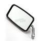 Stainless Steel Standard Rectangular Mirror - 0640-0974