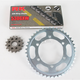 530GXW Chain and Aluminum Sprocket Kit - 4102-010W