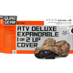 Real Tree Xtra ATV Expandable 1 or 2 Up Cover - 15-085-014704-0