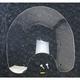 15 in. Nostalgic Detachable King Size Windshield - MEP6170