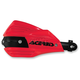 Red X-Factor Handguards - 2374190004