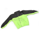 Hi-Viz Green/Black Road Toad Rain Jacket