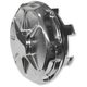 Artistic Chrome Fusion Dummy Gas Cap - LA-F320-01
