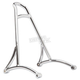 Chrome Short Sissy Bar w/o Pad - B13-1500C
