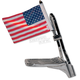 Square Sissy Bar Flag Mount - RFM-SQSB15
