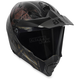 AX8 Dual Sport Grunge Helmet