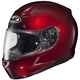 Metallic Wine CL-17 Helmet