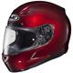 Metallic Wine CL-17 Helmet