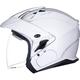 Pearl White Mag-9 Helmet