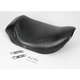 12 1/2 in. Wide Bare Bones Smooth Solo Seat - LH-005-RK