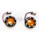 LED Fire Ring Kit for Factory Deuce Style Turn Signal Housing - 12-759