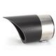 Black Family Jewel Mini Scalloped Exhaust Tips - BA-1100-02B
