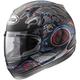 Black/White/Red/Blue Signet-Q Hydra Helmet