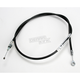 High-Efficiency Black Vinyl Clutch Cables - 101-30-10020HE6