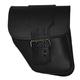 Black Straight Back Solo Side Bag - 697390