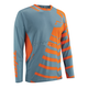 Steel/Orange Core Orbit Jersey