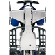 Baja Series Full Chassis Skid Plate - 67-4525