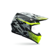 Yellow/Gray/Black Moto-9 Camo Helmet