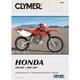 Honda XR650R Repair Manual - M225