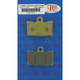 Gold Plus Organic Brake Pads - 7231-GPLUS