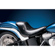 12 in. Wide Bare Bones Smooth Up-Front Solo Seat - LKU-007