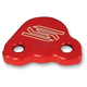 Red Rear Brake Reservoir Cover - 3901