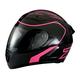 Black/Pink Strike Ops Helmet