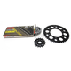 Natural Yamaha 530 XSO-Z1 Chain and Sprocket Kit - 4107-060E