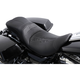 Black Leather LowIST 2-Up Seat - FA-DGE-0290