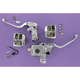 Chrome Smooth Contour Control Kits with TUV - 23250